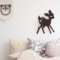 Lampe applique Faon