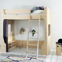 lit superpos design berceaux et lits pour chambre enfant les enfants du design. Black Bedroom Furniture Sets. Home Design Ideas