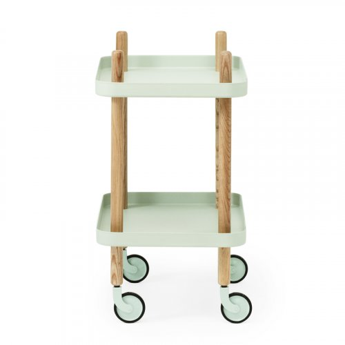 Block table d'appoint - Mint