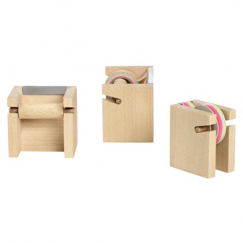 d rouleur de scotch 1 bois clair hay pour chambre enfant les enfants du design. Black Bedroom Furniture Sets. Home Design Ideas