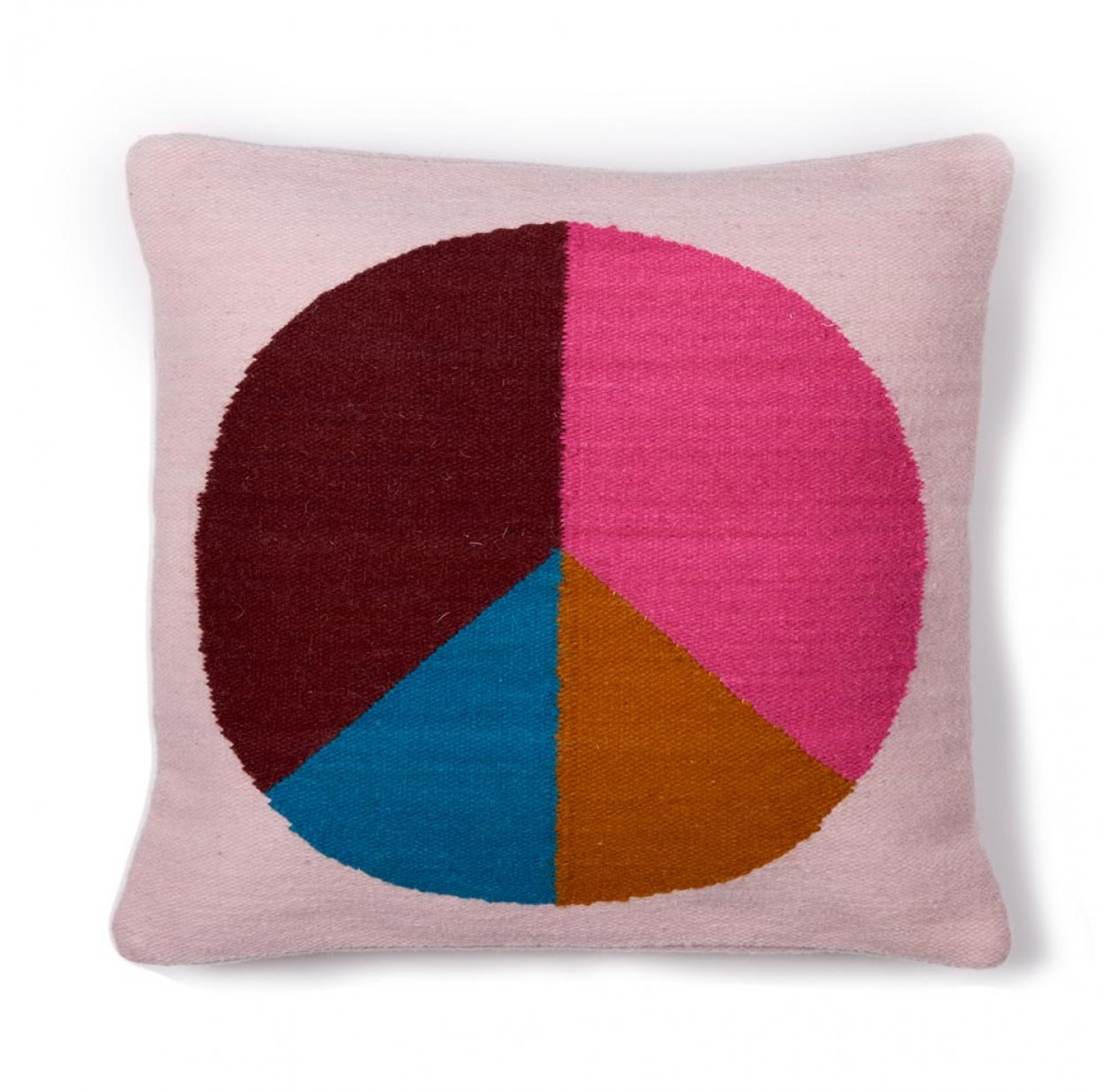 Coussin Peace Rose