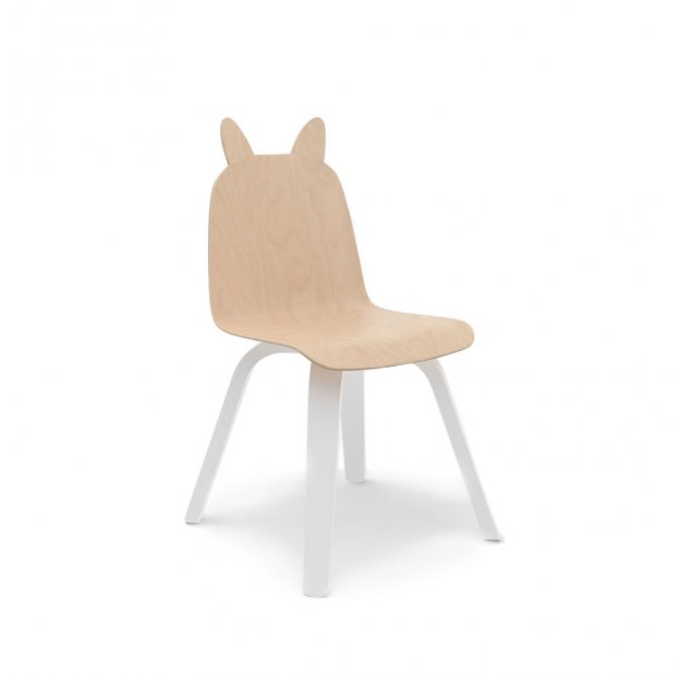 Chaise Lapin Play - Bouleau