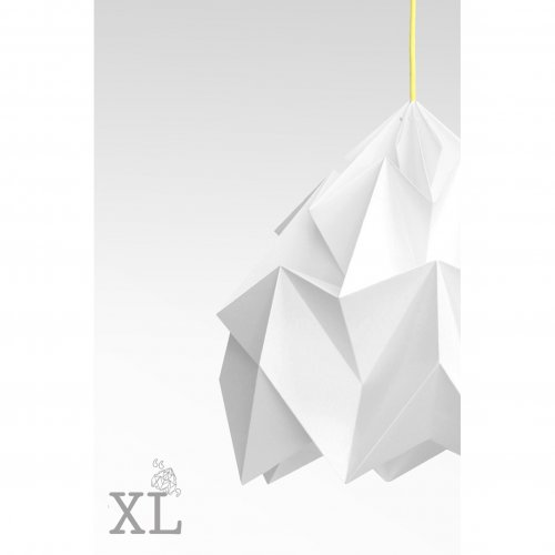 Suspension Origami Moth XL Blanche