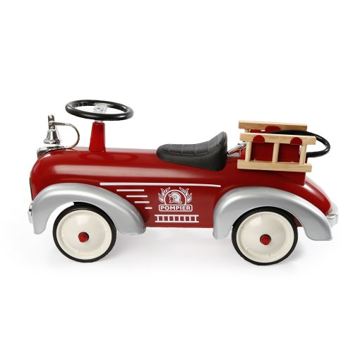 Porteur Speedster Pompier Baghera pour chambre enfant - Les Enfants ... 14085e8a6d6