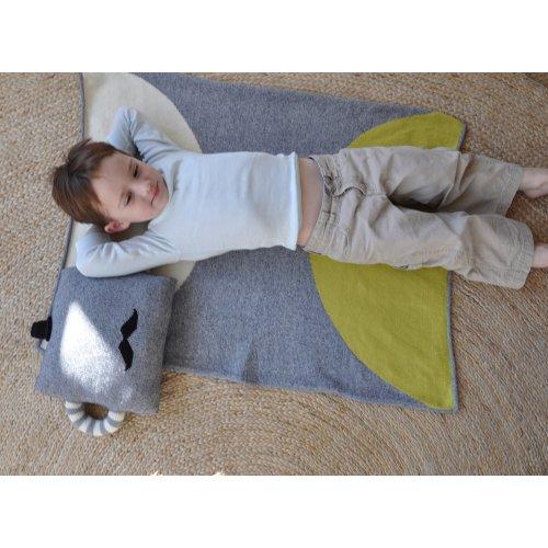 plaid b b anis blabla kids pour chambre enfant les enfants du design. Black Bedroom Furniture Sets. Home Design Ideas