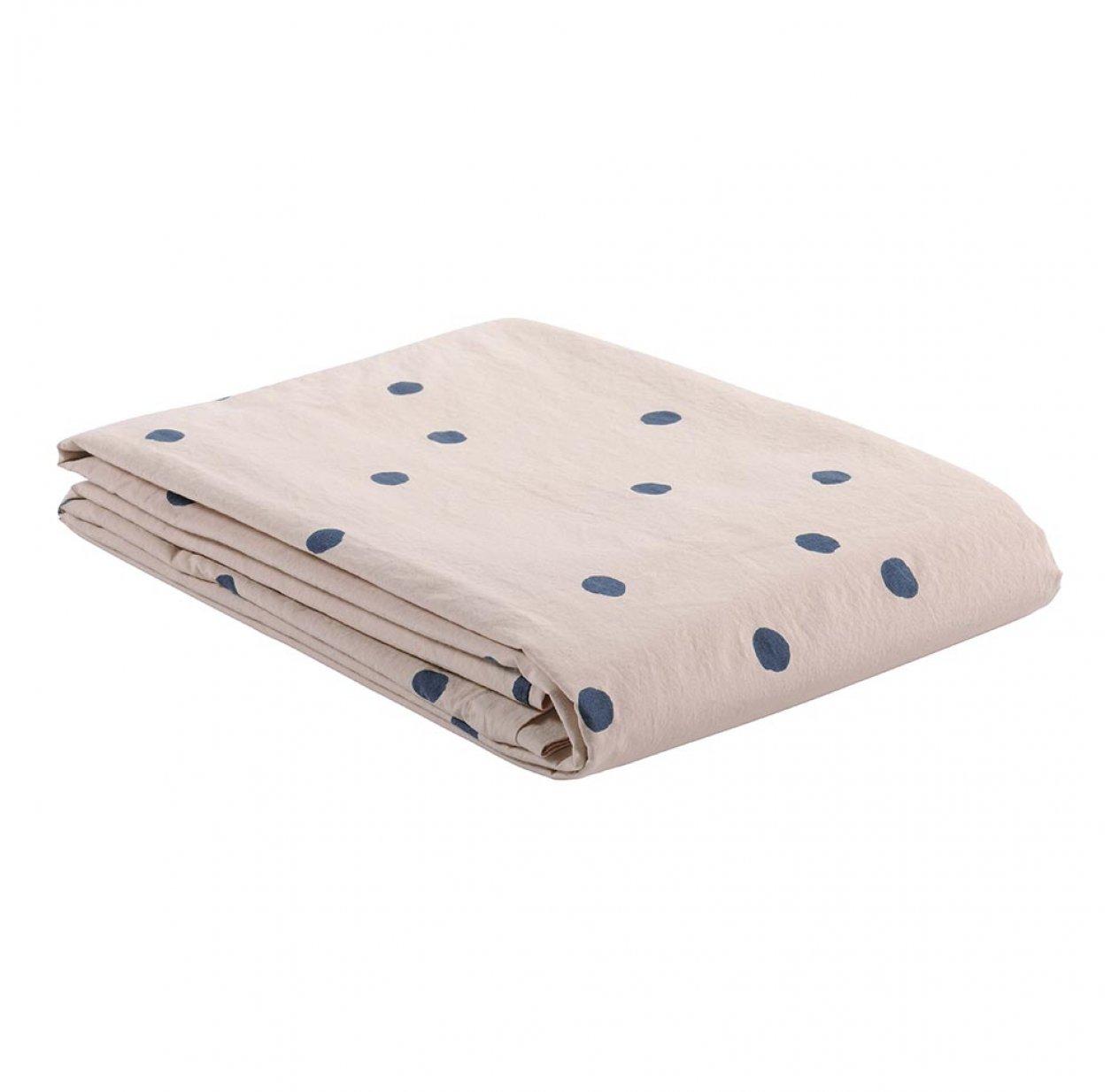 housse de couette odette rose poudr la cerise sur le g teau pour chambre enfant les enfants. Black Bedroom Furniture Sets. Home Design Ideas