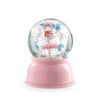 Veilleuse neigeuse Little Big Room - Ballerine