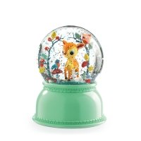 Veilleuse neigeuse Little Big Room - Faon