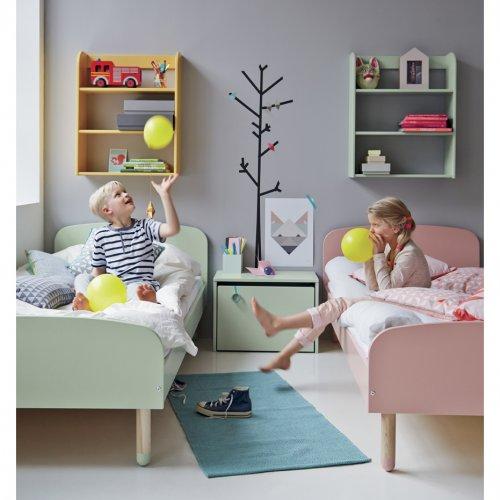 lit enfant vert d 39 eau flexa play pour chambre enfant les enfants du design. Black Bedroom Furniture Sets. Home Design Ideas