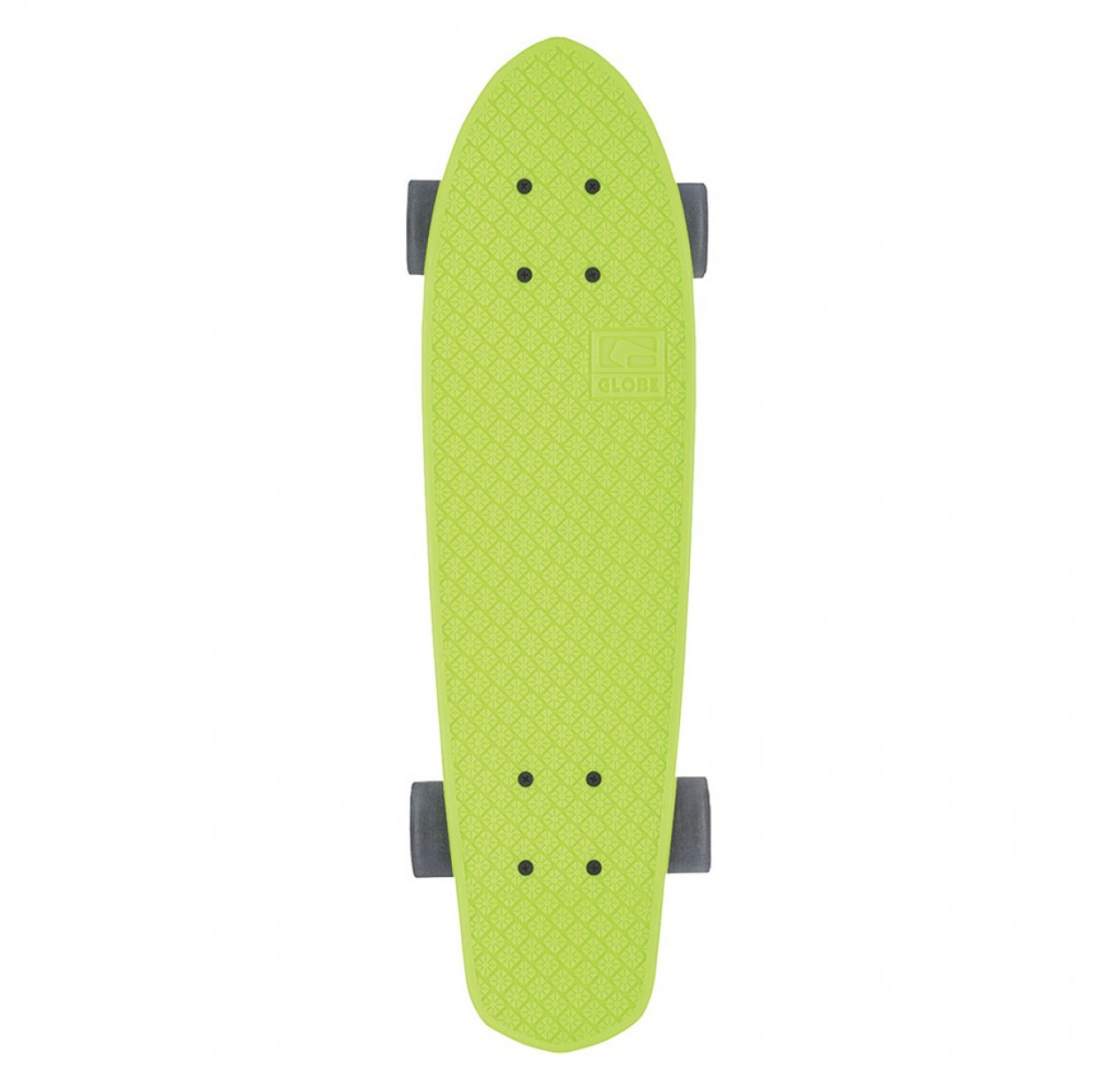 Skateboard Bantam Retro Lime