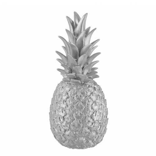 Lampe veilleuse Ananas - Argent