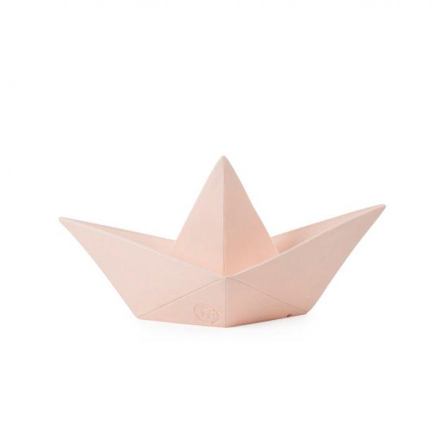 Lampe Veilleuse Bateau Rose Poudre Goodnight Light Pour Chambre