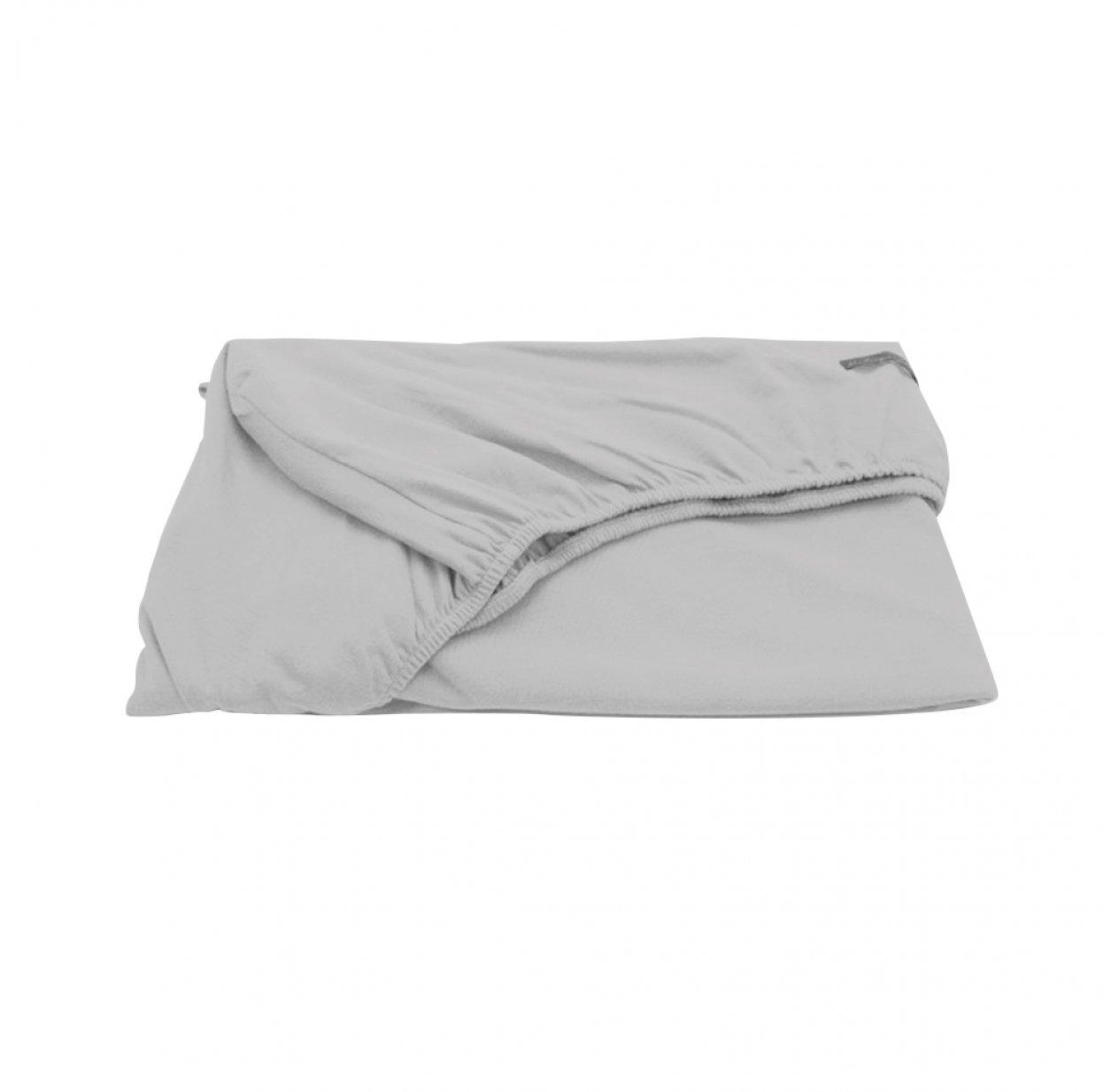 drap housse 90x200 gris clair jack n 39 a qu 39 un oeil pour chambre enfant les enfants du design. Black Bedroom Furniture Sets. Home Design Ideas