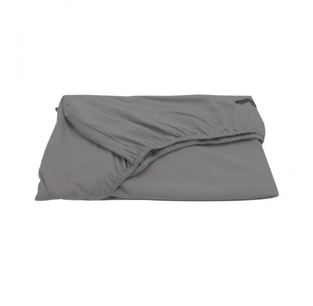 drap housse 90x200 gris jack n 39 a qu 39 un oeil pour chambre. Black Bedroom Furniture Sets. Home Design Ideas