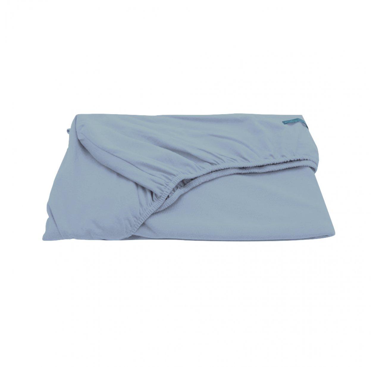 drap housse 70x140 bleu clair jack n 39 a qu 39 un oeil pour chambre enfant les enfants du design. Black Bedroom Furniture Sets. Home Design Ideas