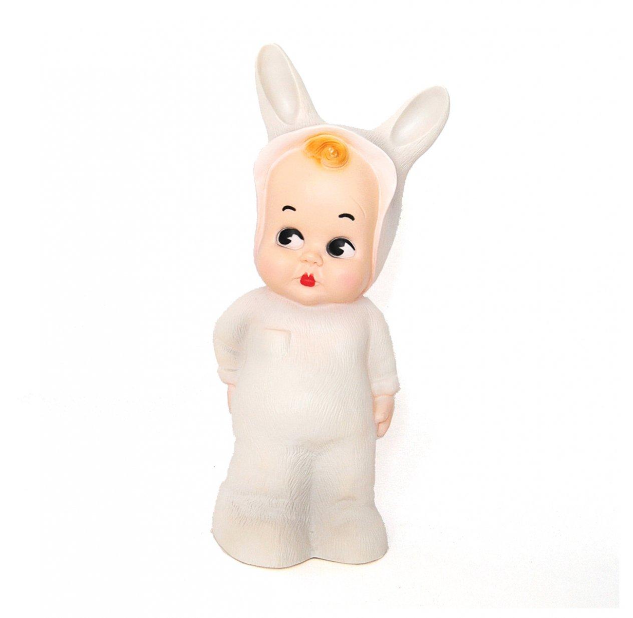 lampe veilleuse baby lapin blanc lapin me pour chambre enfant les enfants du design. Black Bedroom Furniture Sets. Home Design Ideas