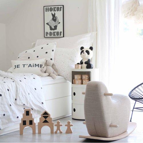 cheval bascule googy ooh noo pour chambre enfant les. Black Bedroom Furniture Sets. Home Design Ideas