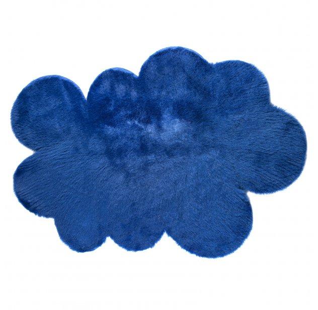 Tapis Nuage - Bleu océan Pilepoil pour chambre enfant - Les Enfants ...