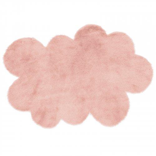 Tapis Nuage Rose Poudre