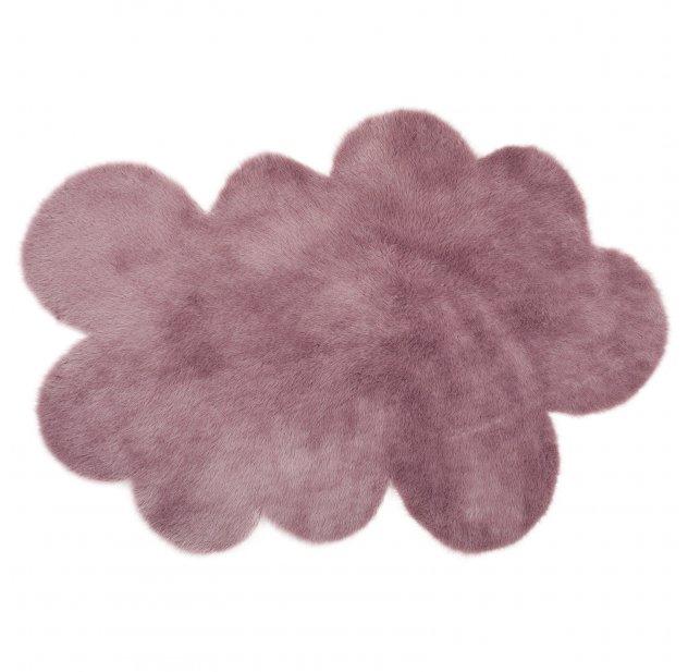 Tapis Nuage - Mauve grisé