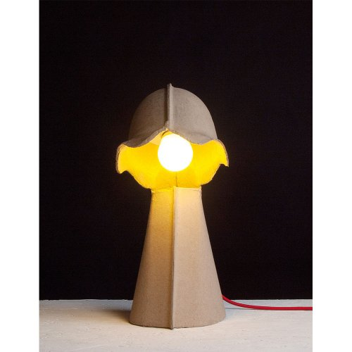Egg Lampe À Chambre Poser Of Naturel Columbus Pour Carton Seletti W9eDH2bEIY