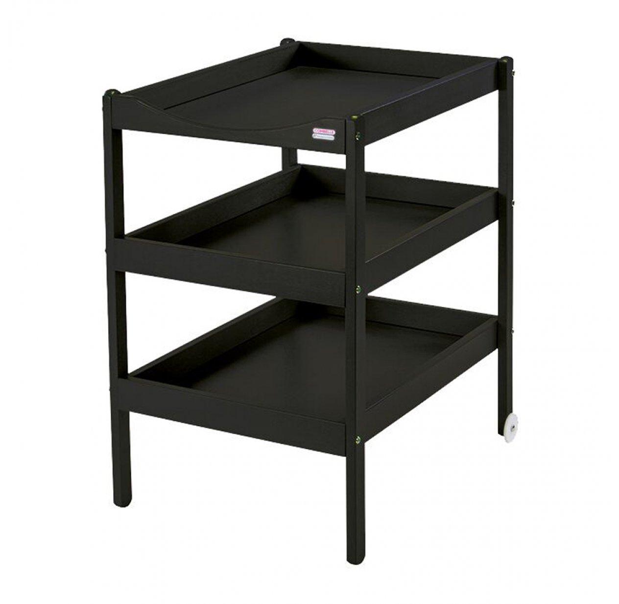 table langer susie laqu noir combelle pour chambre enfant les enfants du design