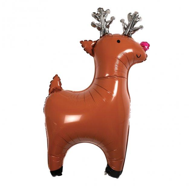 3 Pack MERI MERI renne de Noël Surprise Balles Dérouleur pour révéler les prix