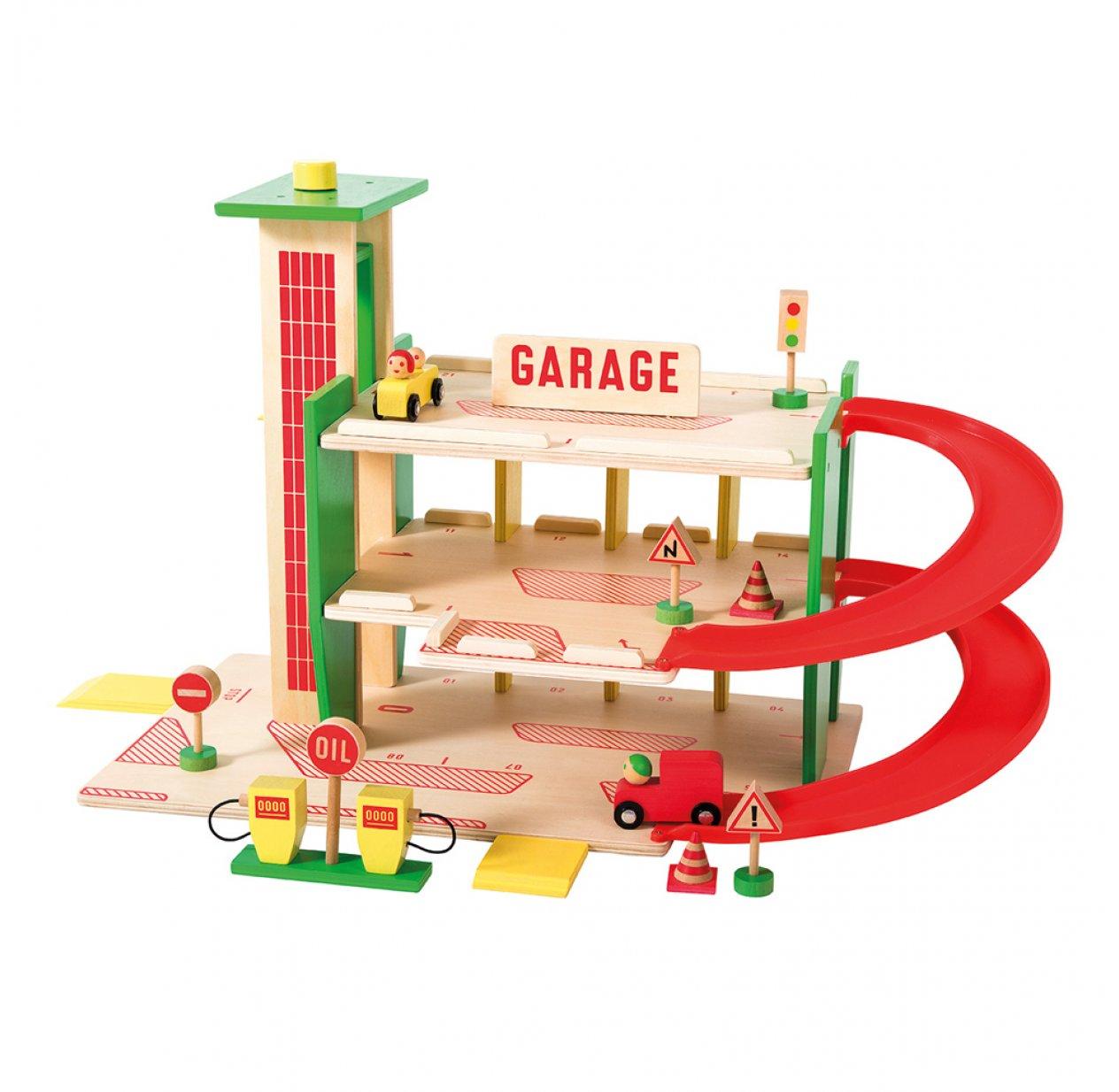 Garage dans la ville moulin roty pour chambre enfant - Garage du moulin plessier rozainvillers ...