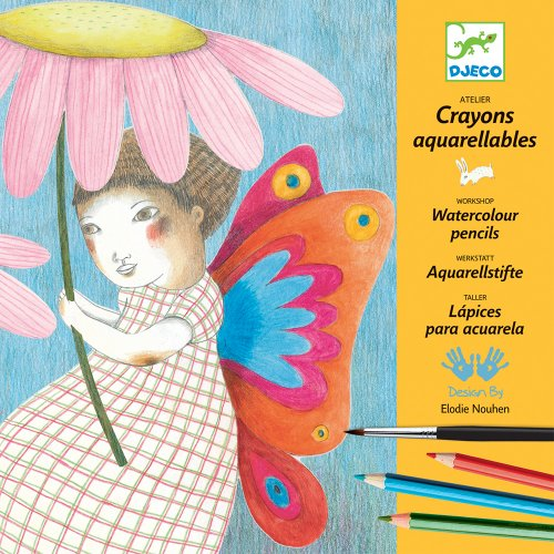 Atelier Crayons - Aquarellables