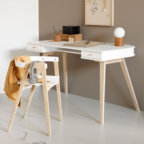 Bureau Junior et chaise évolutifs Wood