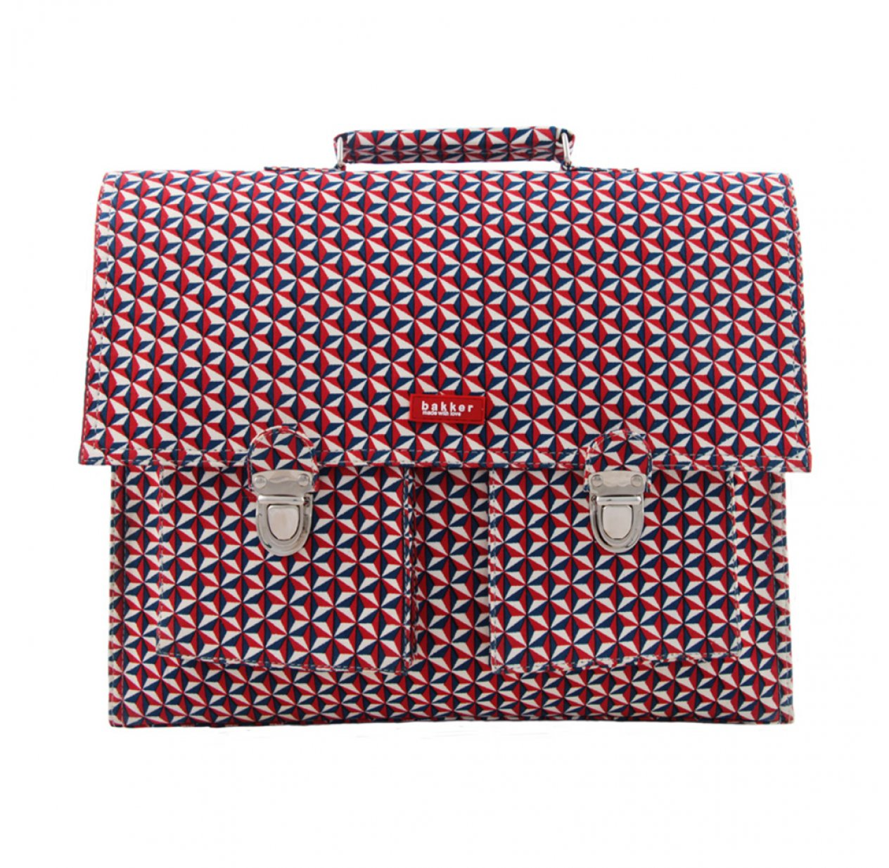 Cartable Bintang - Rouge