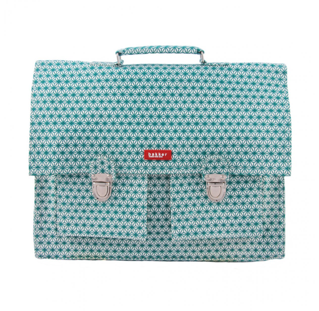 Cartable X Turquoise