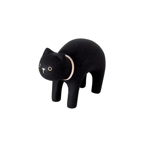 Figurine Chat noir Polepole Animal
