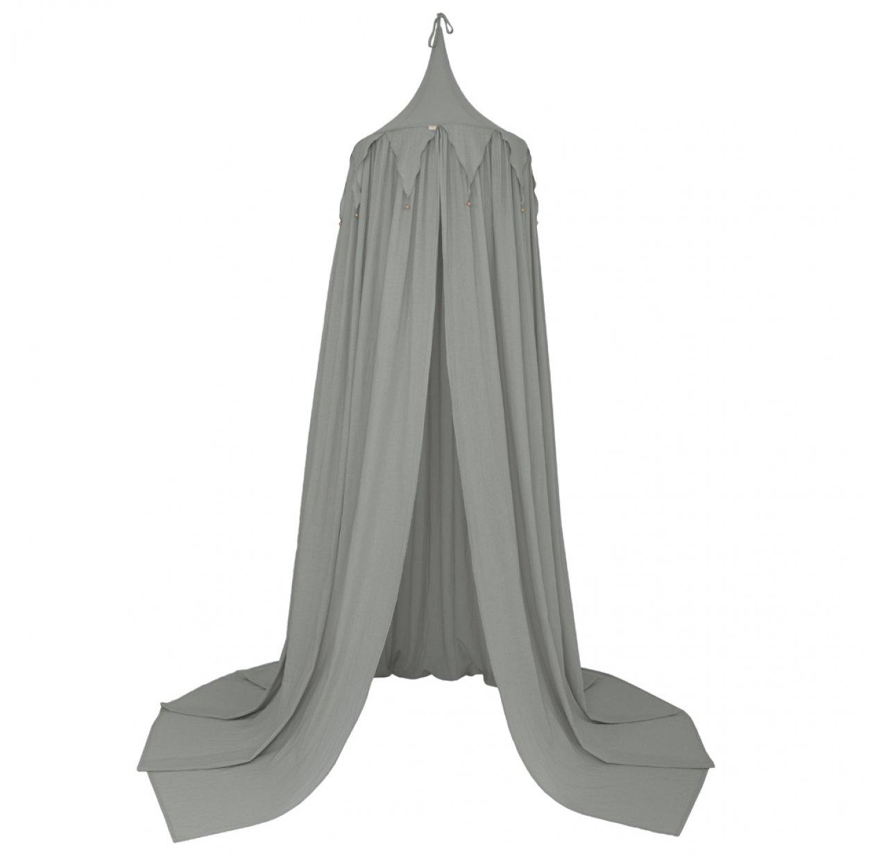 ciel de lit circus silver grey gris argent num ro 74 pour chambre enfant les enfants du design. Black Bedroom Furniture Sets. Home Design Ideas