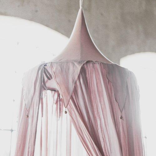 ciel de lit circus dusty pink vieux rose num ro 74 pour. Black Bedroom Furniture Sets. Home Design Ideas