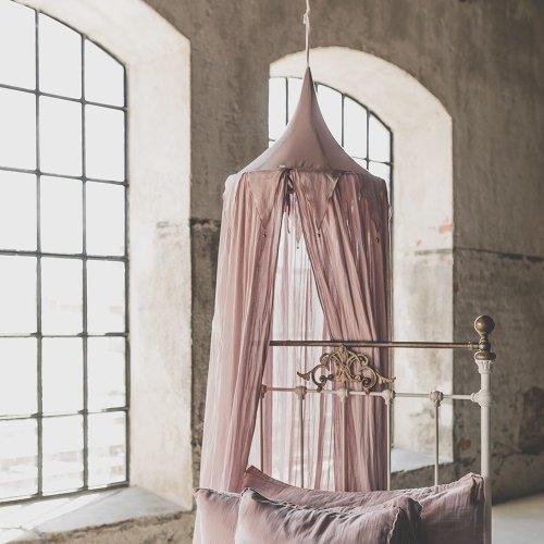 ciel de lit circus dusty pink vieux rose num ro 74 pour chambre enfant les enfants du design. Black Bedroom Furniture Sets. Home Design Ideas