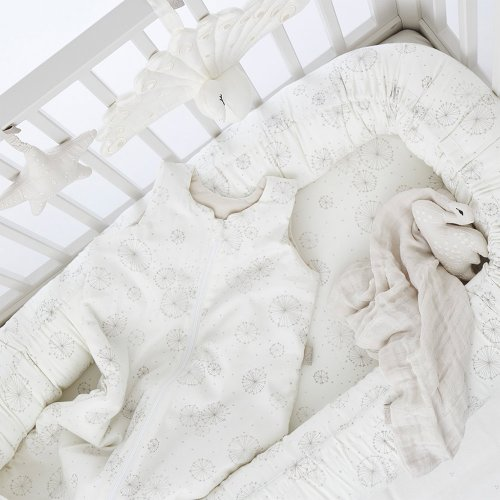 Couffin Baby Nest Pissenlit - Blanc