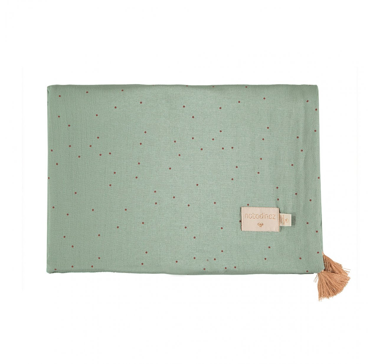 Couverture d'été Treasure Sweet Dots - Eden Green