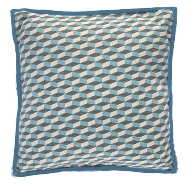 grand coussin bowie bleu gris bakker made with love pour. Black Bedroom Furniture Sets. Home Design Ideas