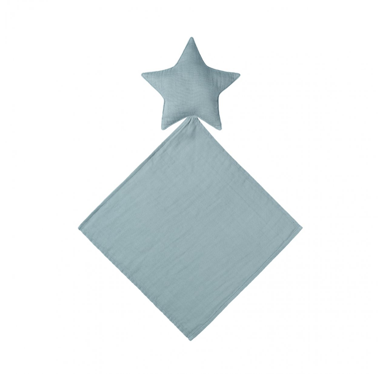 Doudou étoile Lovely Star sweet blue - Bleu clair