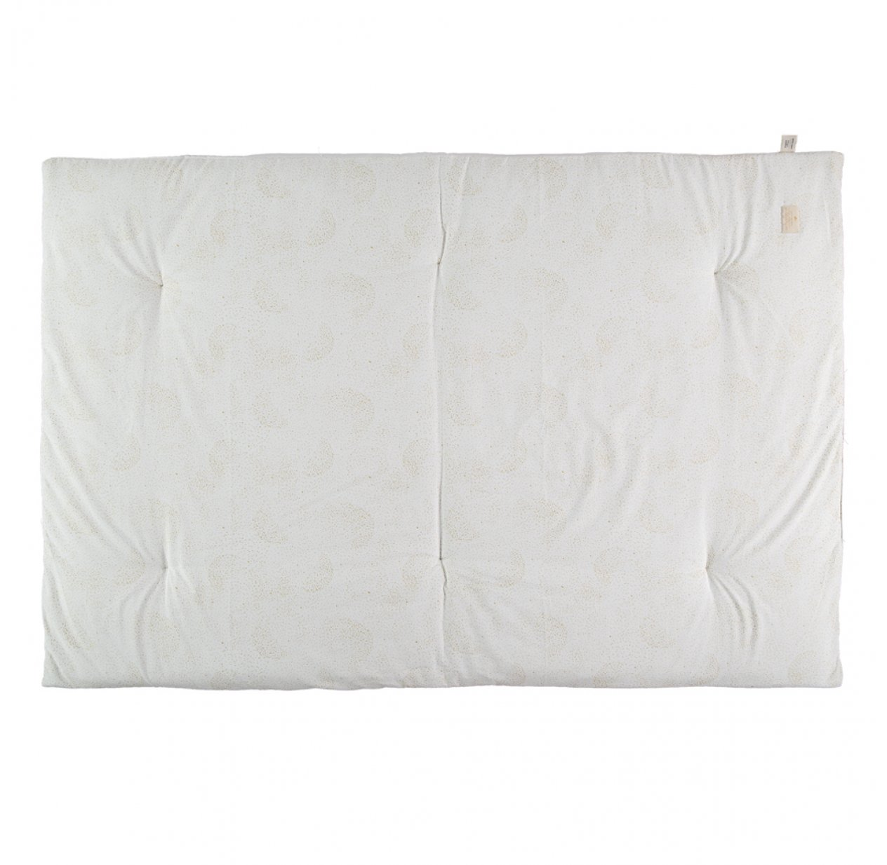 Edredon futon Eden bubble Elements - Blanc