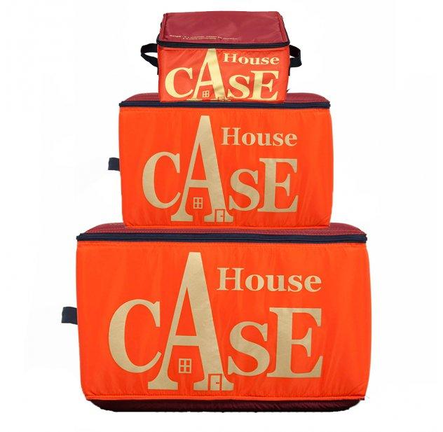 House Case Nylon - Orange Bensimon pour chambre enfant - Les Enfants ...