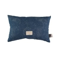 Coussin enfant Laurel bubble Elements - Bleu marine