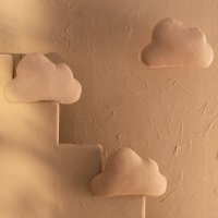 Coussin Nuage - Nude