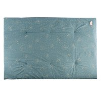 Edredon Futon Eden Gold Confetti - Magic Green