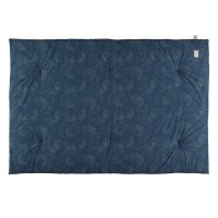 Edredon futon Eden bubble Elements - Bleu marine