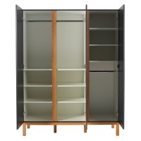 Armoire 3 portes Indigo - Moon shadow