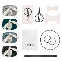 Kit de Macramé Freedom Ice