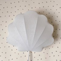 Lampe Applique Coquillage - Blush