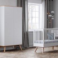 lit b b marie sofie provence quax pour chambre enfant les enfants du design. Black Bedroom Furniture Sets. Home Design Ideas